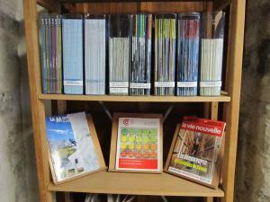 Etat des collections de revues du Musée Savoisien